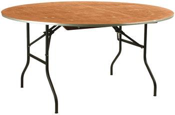 Table ronde 1,5m de diamètre
